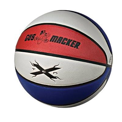 Amazon.com : Rawlings Gus Macker 28.5-Inch Game Ball : Basketballs : Sports & Outdoors