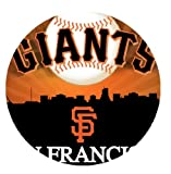 Round Computer Mouse Pad with San Francisco Giants style for fans designed by padcaseskingdom at Amazon.com