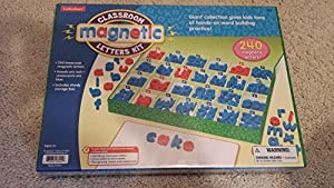 Best-Buy Magnetic Letters