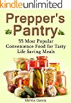 Prepper's Pantry: 55 Most Popular Con...