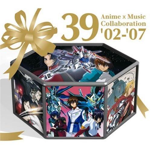 Anime×Music Collaboration 39 '02-'07
