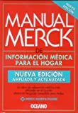 img - for Manual Merck / Manual Merck: De Informacion Medica Para El Hogar / Home Medical Information (Spanish Edition) book / textbook / text book