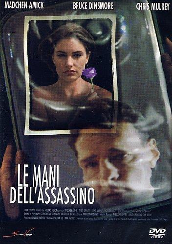 le mani dell'assassino dvd Italian Import