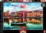 Educa Portofino, Italy 2000 Piece Hdr Jigsaw Puzzle