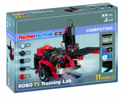 Fischertechnik Robo TX Training Lab