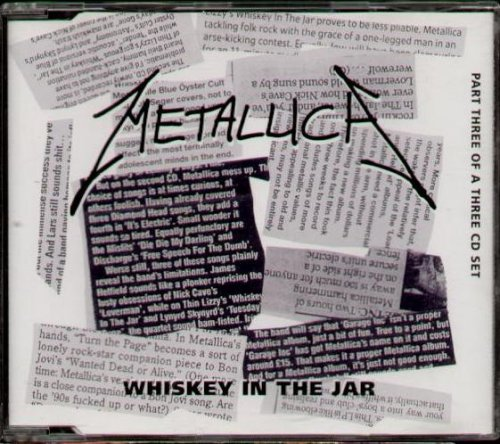 Metallica - Whiskey In The Jar - Zortam Music