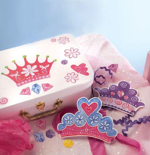 Princess Crown Bedding front-1038157