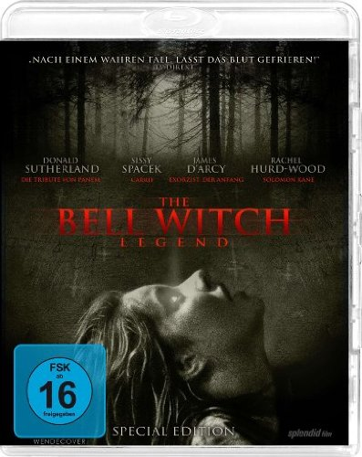 The Bell Witch Legend [Blu-ray] [Special Edition]