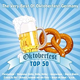 Amazon.com: Oktoberfest Top 50 - The Very Best Of Oktoberfest Germany