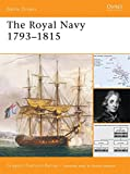img - for The Royal Navy 1793-1815 (Battle Orders) book / textbook / text book