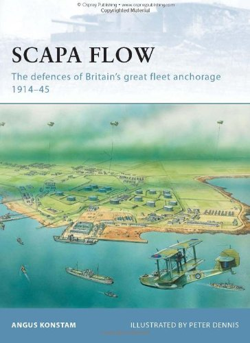 Scapa Flow: The defences of Britain