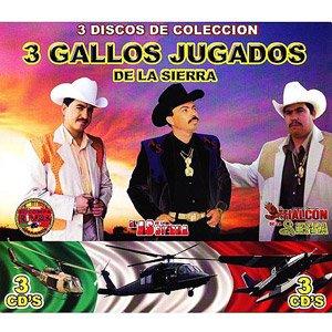 Gallos De La Sierra - Tres Gallos Jugados De La Sierra 6 - Amazon.com