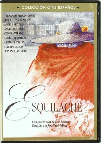 Esquilache [DVD]