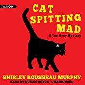 Cat Spitting Mad | Shirley Rousseau Murphy