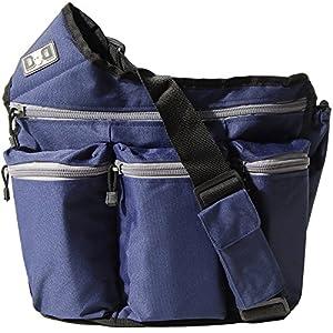 Diaper Dude Messenger Diaper Bag for Hip Dads from Diaper Dude
