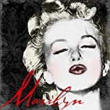 Marilyn Makeup 1 by Grey, Jace - Fine Art Print on PAPER : 27.75 x 27.75 Inches