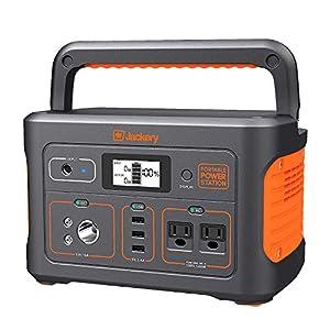 Jackery ポータブル電源 700 大容量194400mAh/700Wh 家庭用蓄電池 PSE認証済 純正弦波