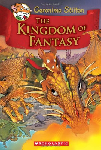 Geronimo Stilton: Kingdom of Fantasy