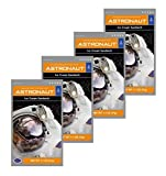 Astronaut Ice Cream Sandwich Freeze Dried Food 4 Packs