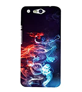 Perfect print Back cover for Infocus M812