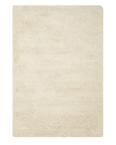 Safavieh California Shag Rug, Ivory, 11' x 15'