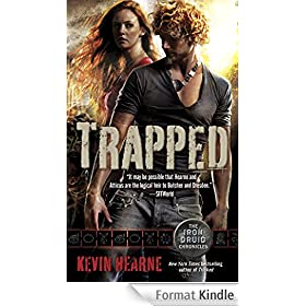 Trapped: The Iron Druid Chronicles, Book Five