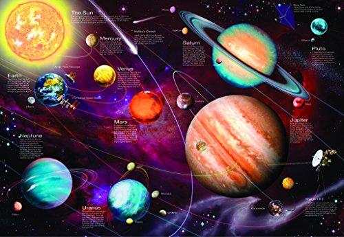 SunsOut 47250 - Walton: Das Sonnensystem - 2000