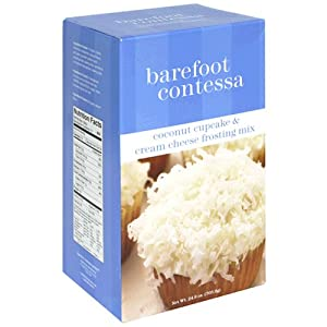 Barefoot Contessa Coconut Cupcake Cream