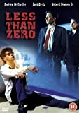 Less Than Zero [DVD]