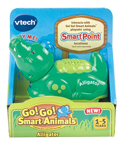 VTech Go! Go! Smart Animals Alligator JungleDealsBlog.com