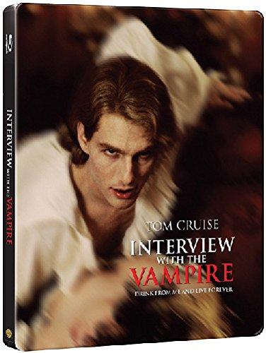 インタビュー・ウィズ・ヴァンパイア スチールブック仕様 (限定版) [Steelbook] [Blu-ray]