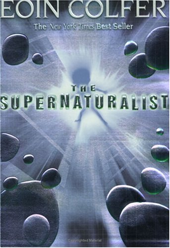 The Supernaturalists by Eoin Colfer