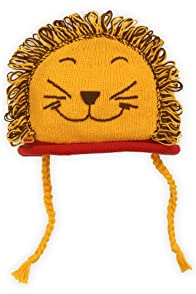 Joobles Organic Baby Hat - Roar the Lion