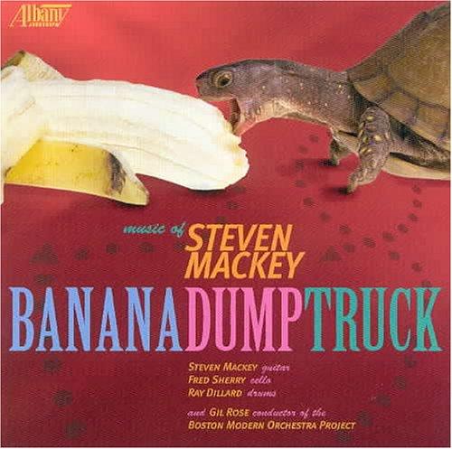 Banana.Dump Truck