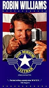 Good Morning Vietnam [VHS]