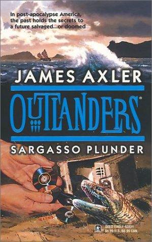Outlanders: Sargasso Plunder, AXLER
