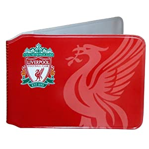 Liverpool FC Official Gift Road Sign Travel Card Season Ticket Wallet (RRP 3.99) from Liverpool FC