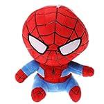 A-szcxtop Hero Spiderman Plush Doll Toys