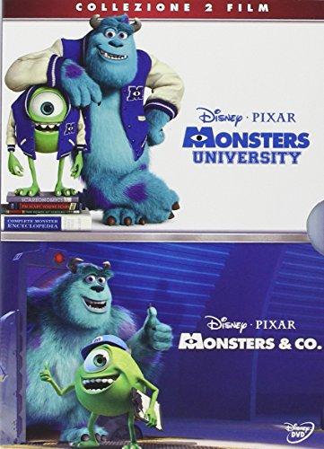 Monsters University / Monsters & Co. (2 Dvd) [Italian Edition]