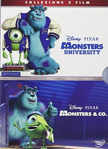 Monsters University / Monsters & Co. (2 Dvd) [Italian Edition]