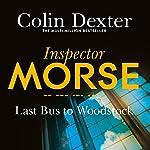 Last Bus to Woodstock | Colin Dexter