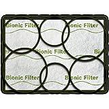 Bosch BBZ11BF Bionic Filter Nutzbar für folgende Geräte: BSLG4/BSGL3/BSG6/BSG7/BSG4/BSA/BSD/BBS631/BBS639/BSC/BBS7/BBS8/BSF/VSZ6/VSZ4/VSZ3/VS06G/VS07G/VS04G