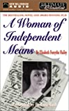 img - for A Woman of Independent Means book / textbook / text book