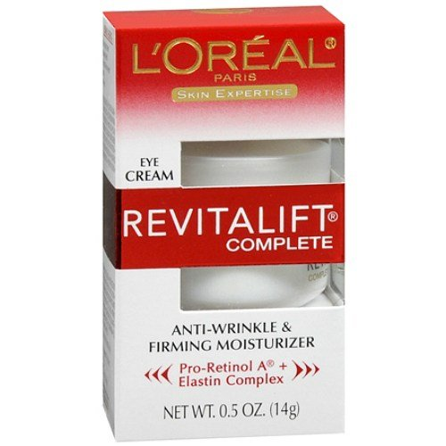 L'Oreal Advanced RevitaLift Complete Anti-Wrinkle & Firming Moisturizer Eye Cream 0.5 oz (14 g) by L'Oreal Paris (Advanced Revitalift Eye Cream compare prices)