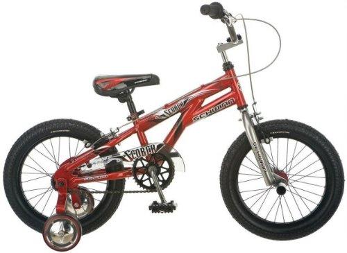 Schwinn Boy's Scorch Bicycle (Red)