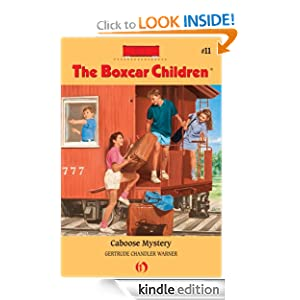 Caboose Mystery (The Boxcar Children Mysteries)