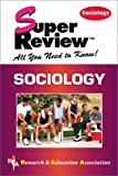 img - for Sociology Super Review book / textbook / text book