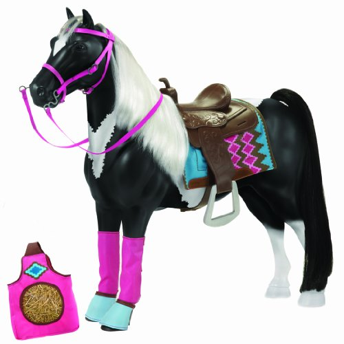 Paint Horse For 18 Dolls