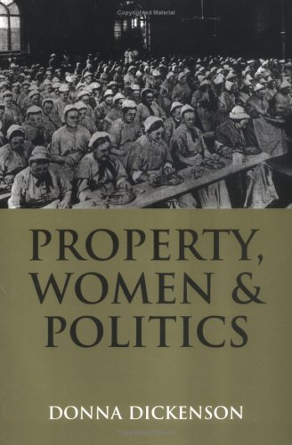 Property, Women, and Politics: Subects or Objects?