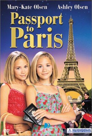 Паспорт в Париж